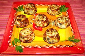 Flans de légumes - Atelier de cuisine saine