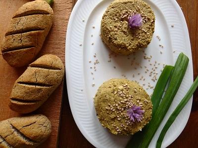 Fromage vegetal - Pains de Sureau - Atelier de cuisine saine